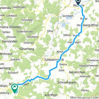 Wabern/Allendorf