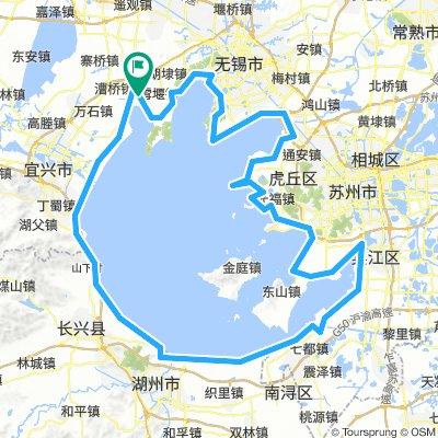 2018/06/09 24hrs環太湖