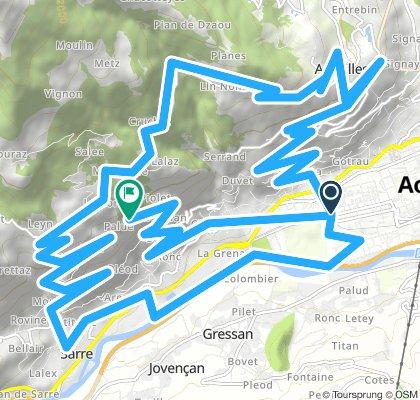 Aosta/Arpuilles a/r
