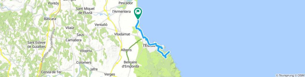 La Ballena -- Punta Mila