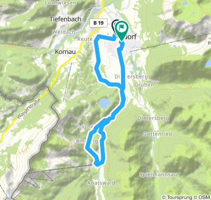 Slow Montag Route In Oberstdorf