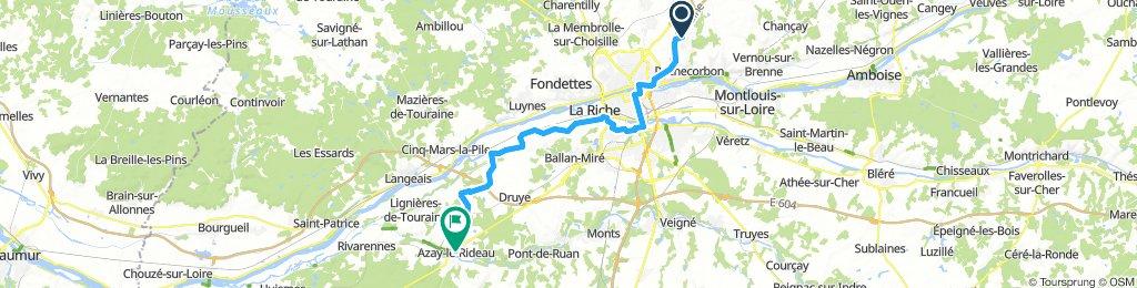 10 - Parcay Meslay - Azay le Rideau