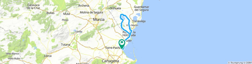 Senator Mar Menor Golf Spa - Embalse de la Pedrera