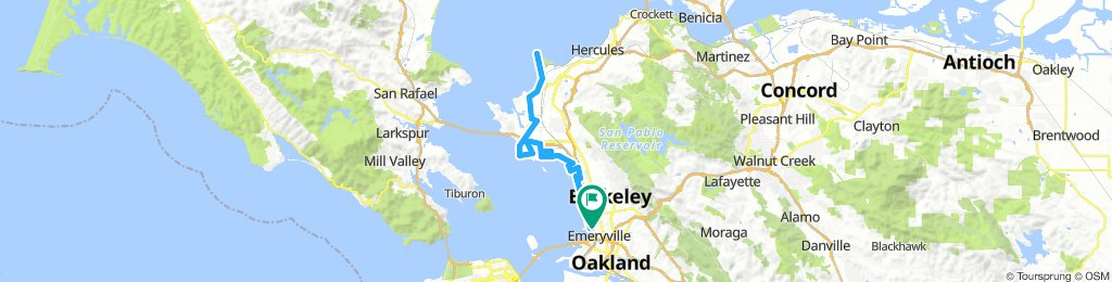 Roll to Pinole