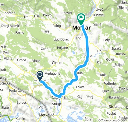DAY 3: KRVAVICA WF - MOSTAR