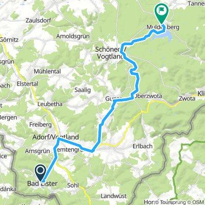 Elster-Radweg (Tag 5)