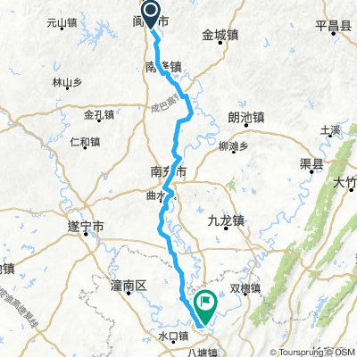 Langzhong Loop Pt2