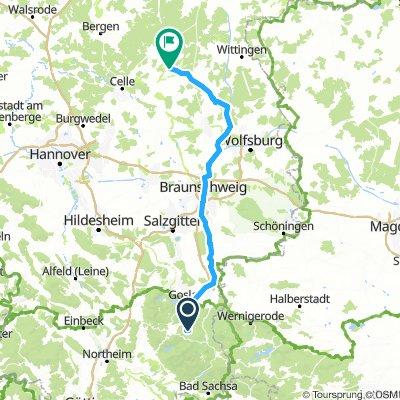 A20 - Altenau Eldingen