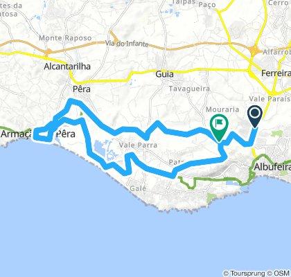 Bikesul Trekking Tour to Armação de Pêra