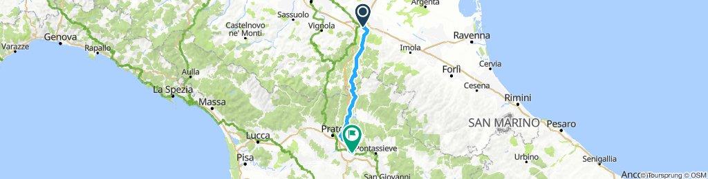 Bologna - Firenze