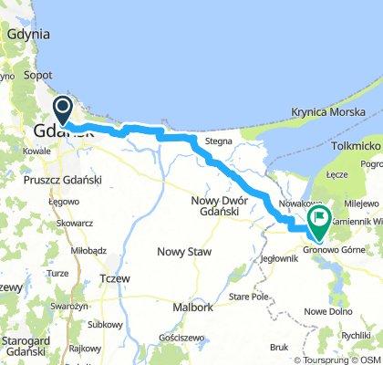 Gdańsk-Jantar-Elbląg