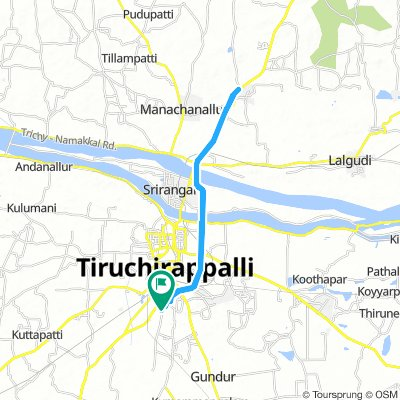 Chennai toll two way