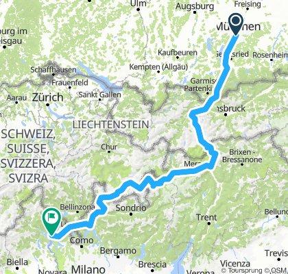 Alpenüberquerung`18