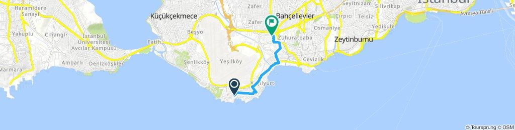 Moderate Perşembe Course In Bakırköy