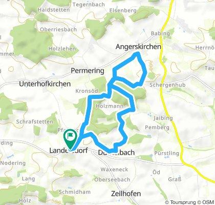 Cross Lauf Landersdorf