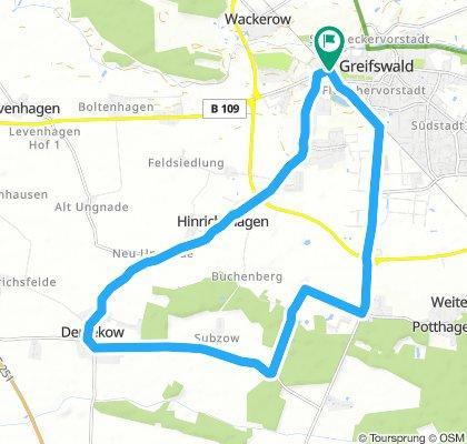 Greifswald-Dersekow-Greifswald