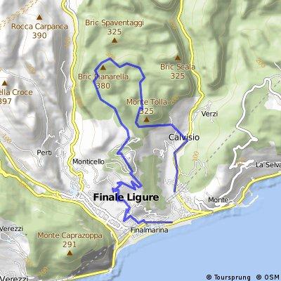 I   Finale: San Bernardo-Calvisio