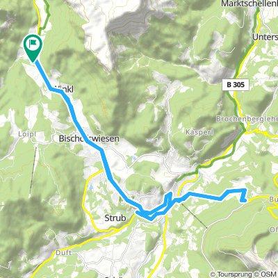 Der Obersalzberg in Berchtesgaden