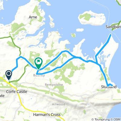 Dorset -  Rempstone Ride