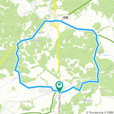 Hampshire -  New Forest Circular