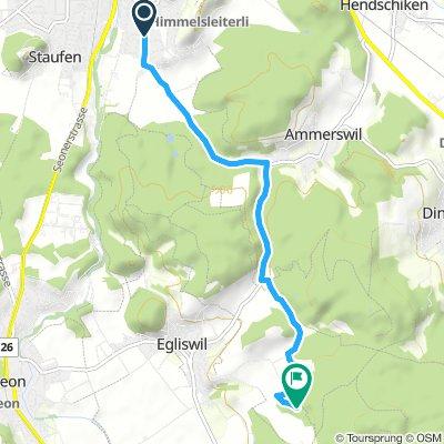 Lengthy Freitag Route In Lenzburg