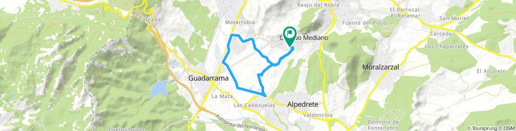 Easy Sábado Course In Collado Mediano