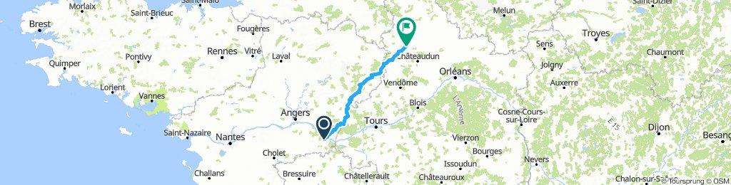 WCC Tour Day 2: Saumur-Brou