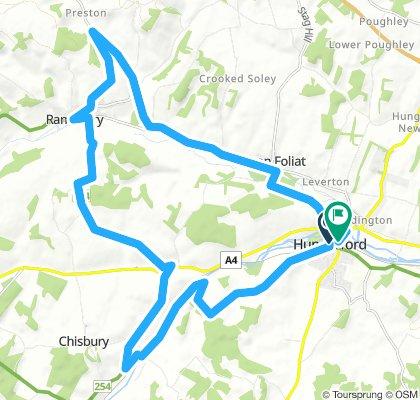 long way ramsbury loop