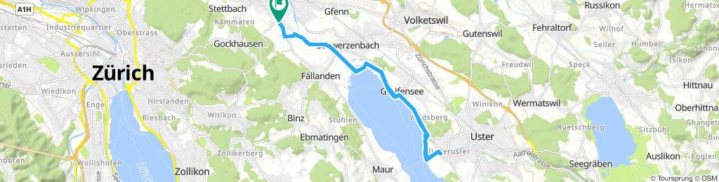 Extensive Sonntag Track In Dübendorf