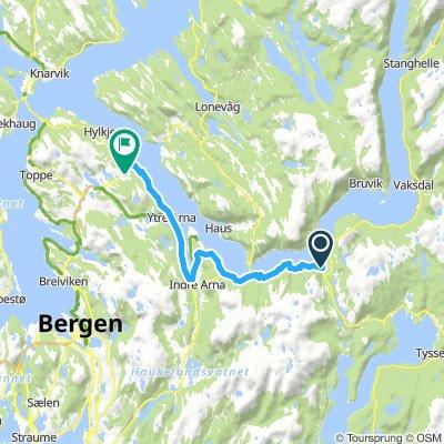 01.07 Trengereid - Bergen Camp