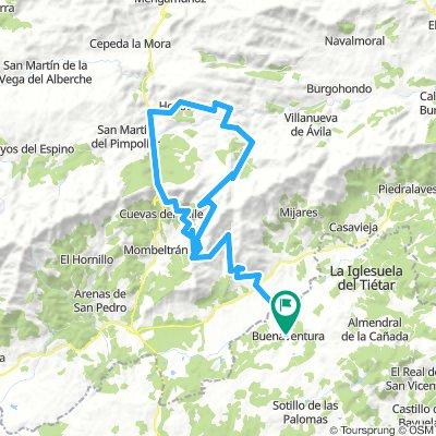 Buenaventura-El Sidrillo-Serranillos