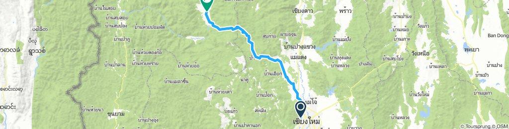 Chiang Mai - Pai