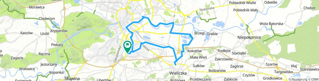 Kraków okolice