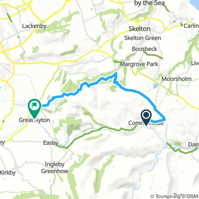 Danby to Stokesley