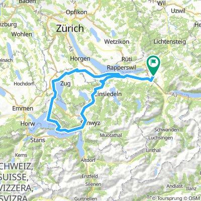 Seentour Vitznau