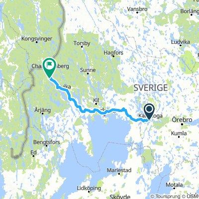 Karlskoga - Ånnebol