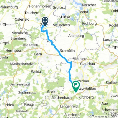18-06-05 Tour Zeitz Ebersbrunn