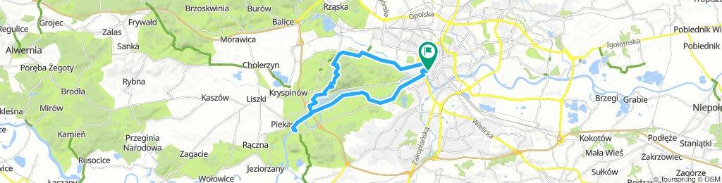 Krakow, Tyniec, Klasztor Kamedulow