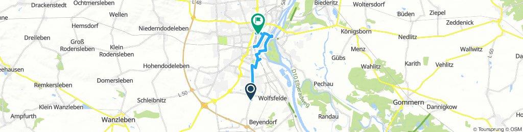 Kleine Magdeburg Runde