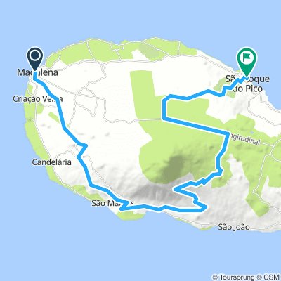 Pico 55km