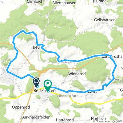 Rondell 2 Reiskirchen