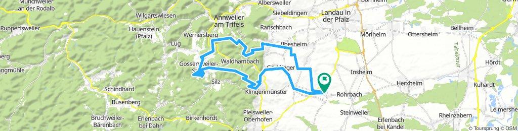 5 Cramerpfad Eichelberg(Kriemhildenstein)