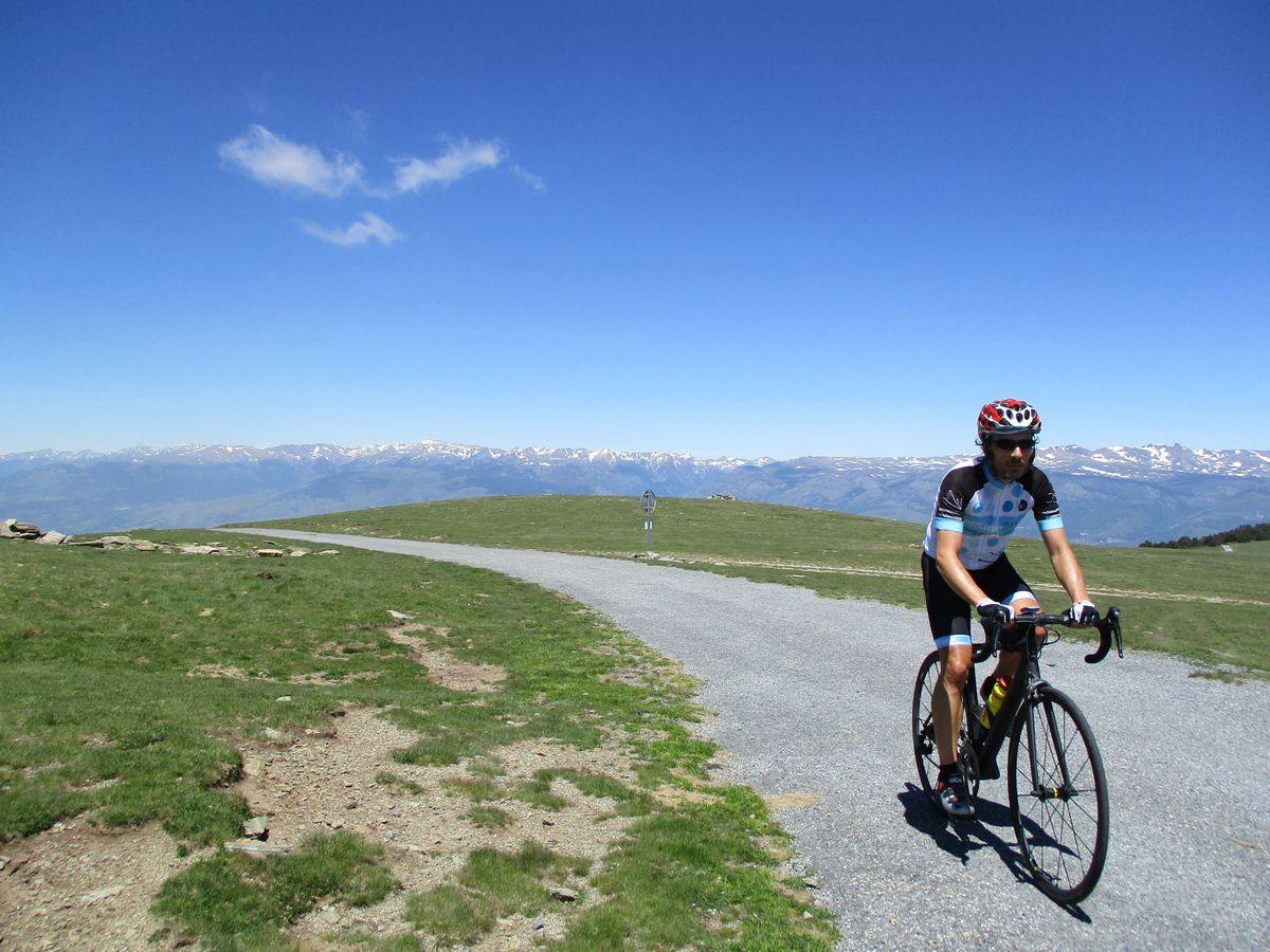 Alto de coma morera por oss ja bikemap your bike routes - Osseja francia ...