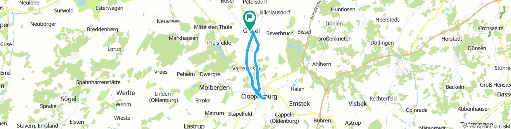 Garrel - Cloppenburg - Garrel
