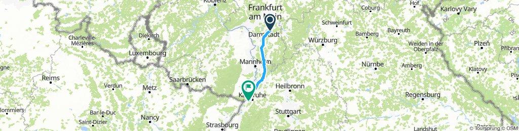 Rodermark - Mannheim
