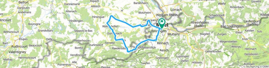 20180620 Wollschwiller-Fislis-Waldighofen-Willer-Knoeringue-Buschwiller-Hegenheim