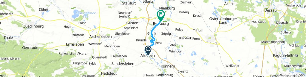 Alsleben,Bernburg (saale)