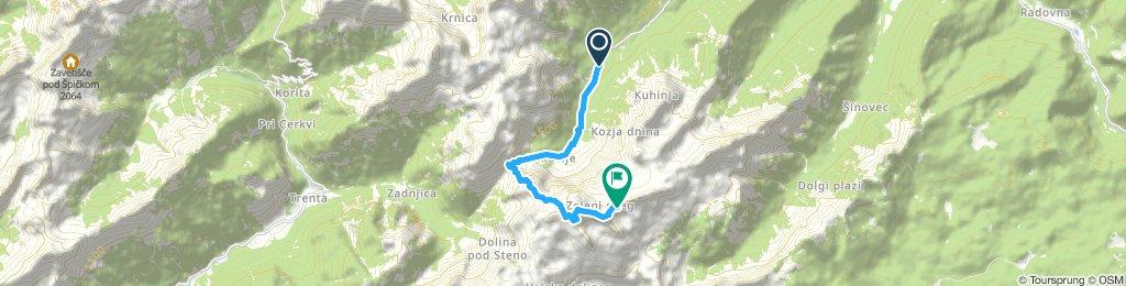 Triglav (Plemenice Route) - Makpetrol 2018 JPA