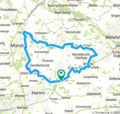 Ems-Werse-Rundtour