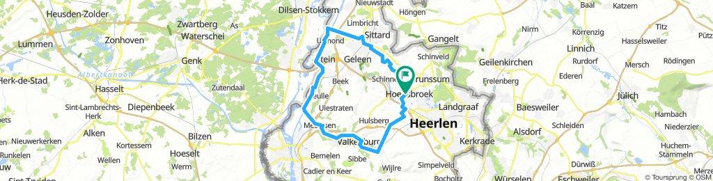 NOL 2018 (route 14) verkorte route